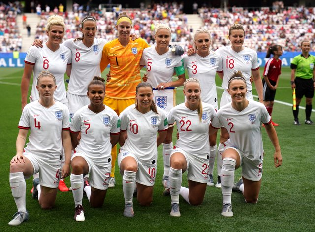 England were drawn into a Women's World Cup 2023 European Qualifying group alongside Austria, Northern Ireland, North Macedonia, Latvia and Luxembourg