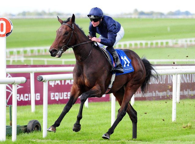 Santa Barbara is a hot favourite for the Qipco 1000 Guineas