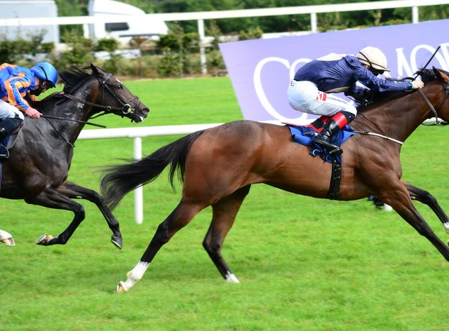 Matron Stakes winner Champers Elysees starts her 2021 campaign in the Athasi Stakes at the Curragh