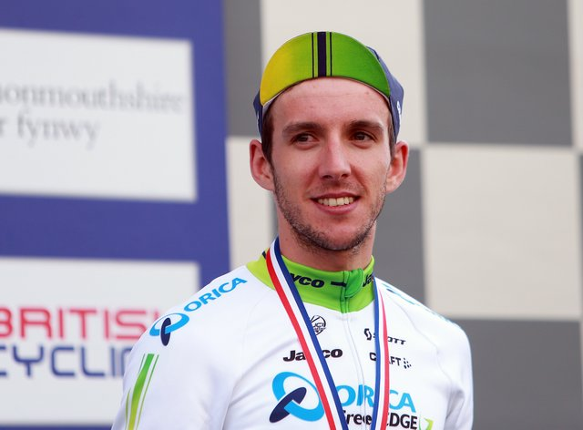 Simon Yates is a leading contender to win the Giro d'Italia