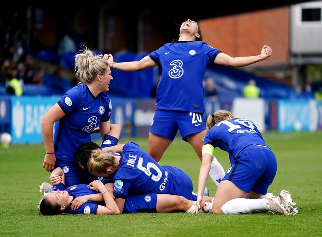 Chelsea Women have reached their first ever Champions League final