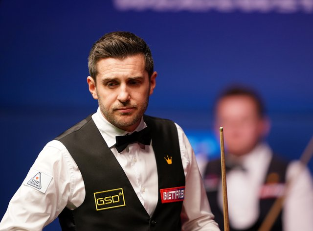 Betfred World Snooker Championships 2021 – Day 16 – The Crucible