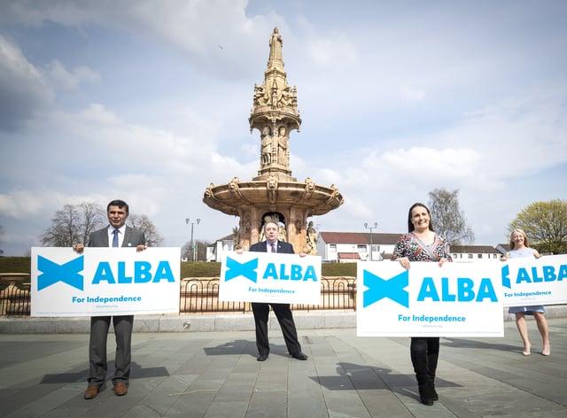 Alba members
