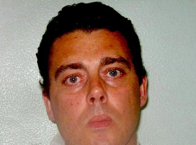 Convicted killer Mark Dixie