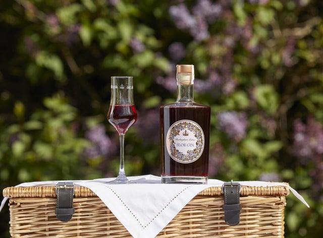 Official Buckingham Palace Sloe Gin