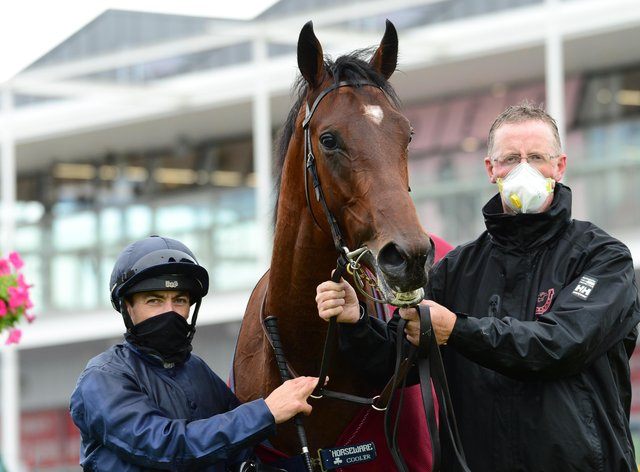 Ontario after winning at last year's Galway Festival
