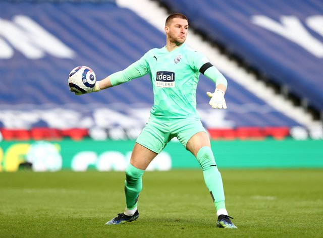 Sam Johnstone has promised the Baggies will not give up