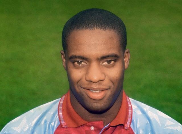 Former Aston Villa striker Dalian Atkinson (PA)