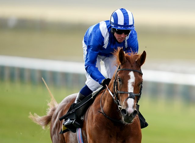 Mohaafeth impressed at Newmarket