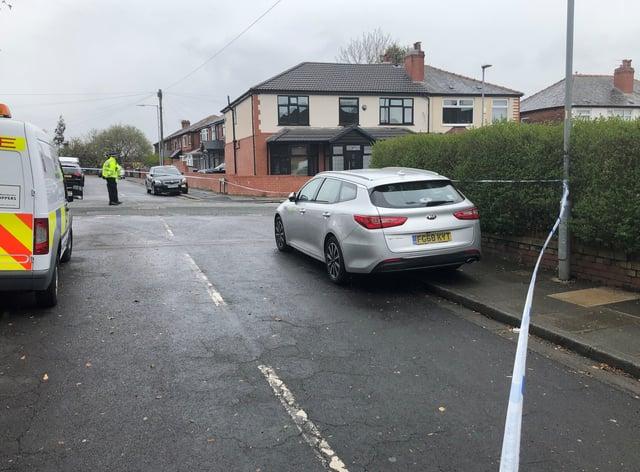 Stabbing in Bolton