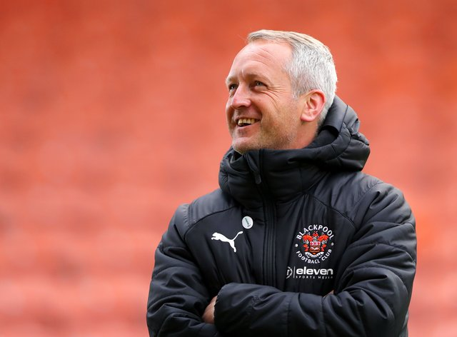 Neil Critchley's Blackpool have clinched a play-off spot