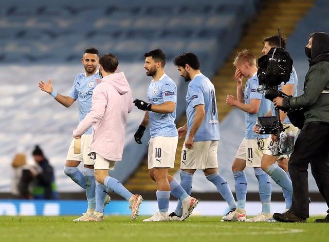 Manchester City v Paris Saint-Germain – UEFA Champions League – Semi Final – Second Leg – Etihad Stadium