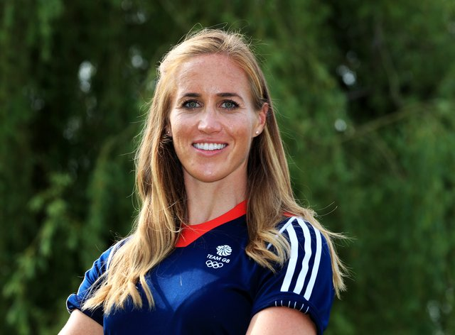 Double Olympic champion Helen Glover is hoping to make the British team for Tokyo this summer