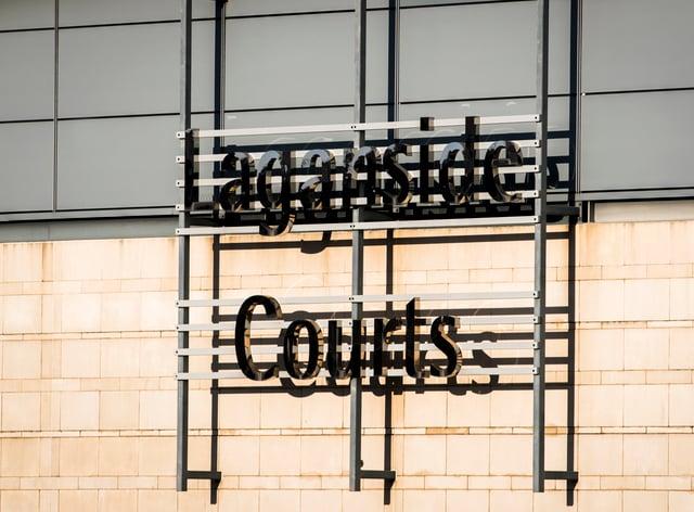 Laganside Court in Belfast