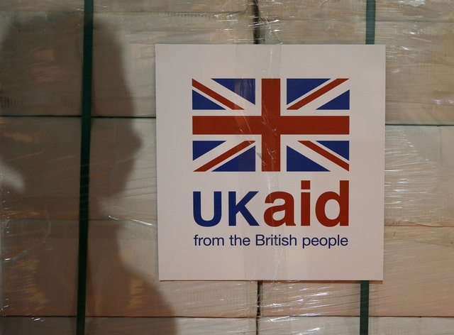 The Government's has decided to cut overseas aid spending from 0.7% of national income to 0.5%