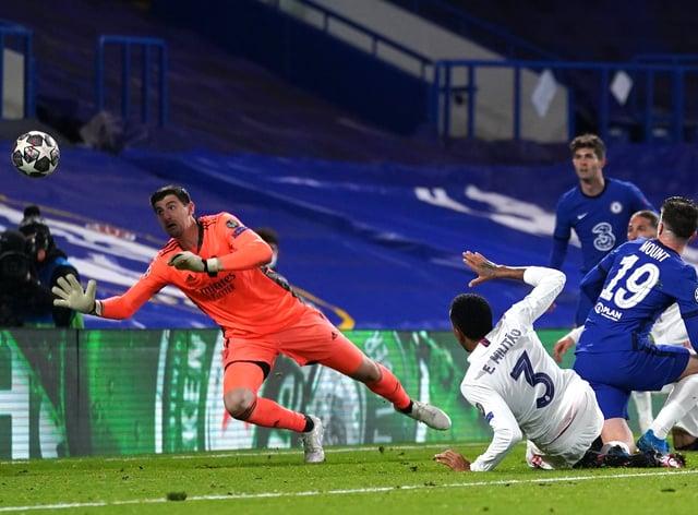 Chelsea v Real Madrid – UEFA Champions League – Semi Final – Second Leg – Stamford Bridge