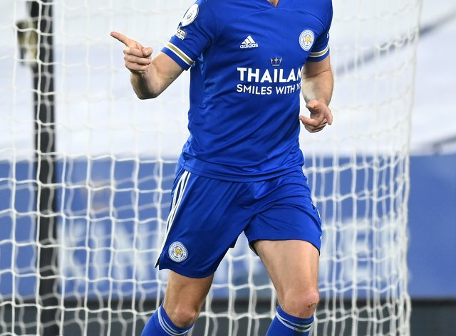 Leicester's Jonny Evans is expected to be fit to face Newcastle on Friday evening