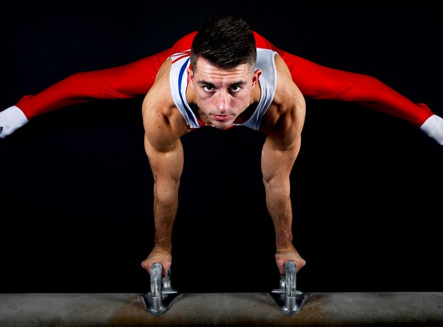 Max Whitlock insisted his fall in the European Championships this year has made him stronger ahead of the Tokyo Olympics