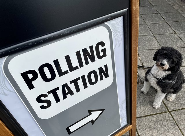 Counts are taking place in England, Wales and Scotland following Thursday's elections (Claire Hayhurst/PA)