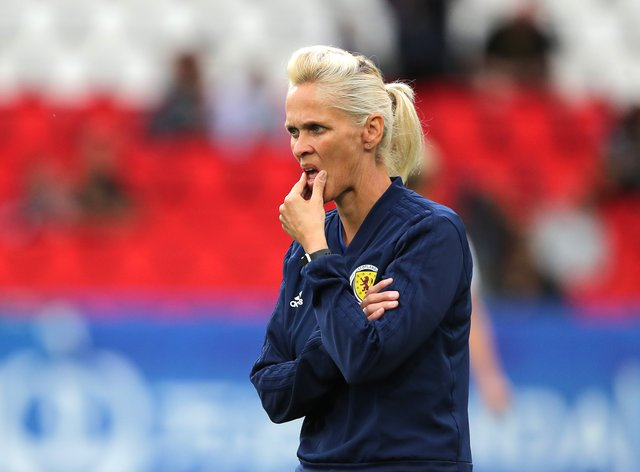 Shelley Kerr has joined the Football Association's technical department