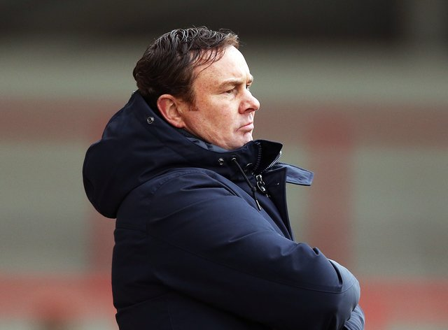 Derek Adams has Morecambe pushing for automatic promotion going into the final day of the season