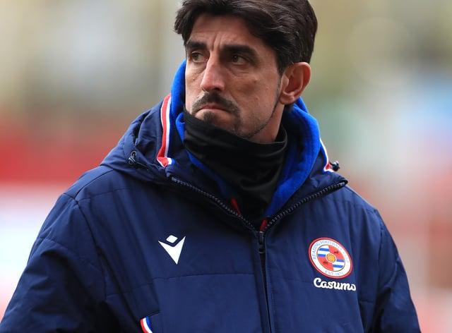 Reading manager Veljko Paunovic wants to stay next season
