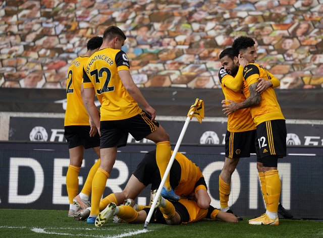 Wolves hit back to win