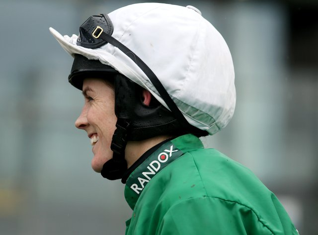 Jockey Rachael Blackmore