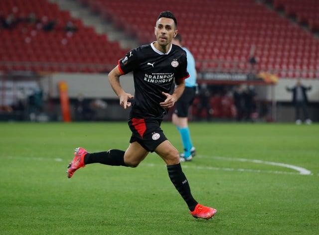 PSV's Eran Zahavi