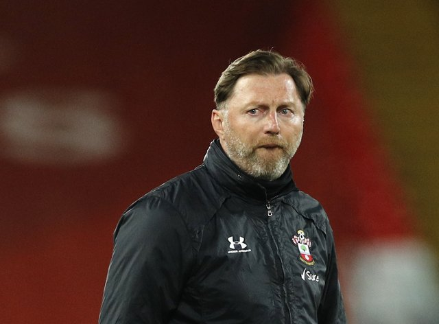 Ralph Hasenhuttl's Southampton are on the brink of Premier League survival