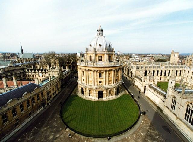 Oxford Radcliffe
