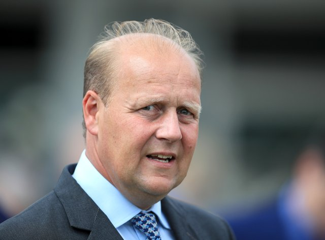 Trainer Ed Dunlop is likely to run John Leeper at Newmarket on Saturday