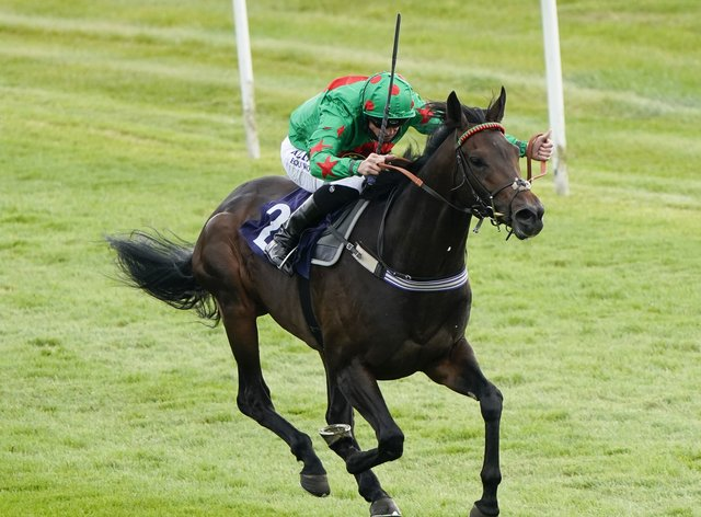 Ocean Wind is on target for the Gold Cup at Royal Ascot