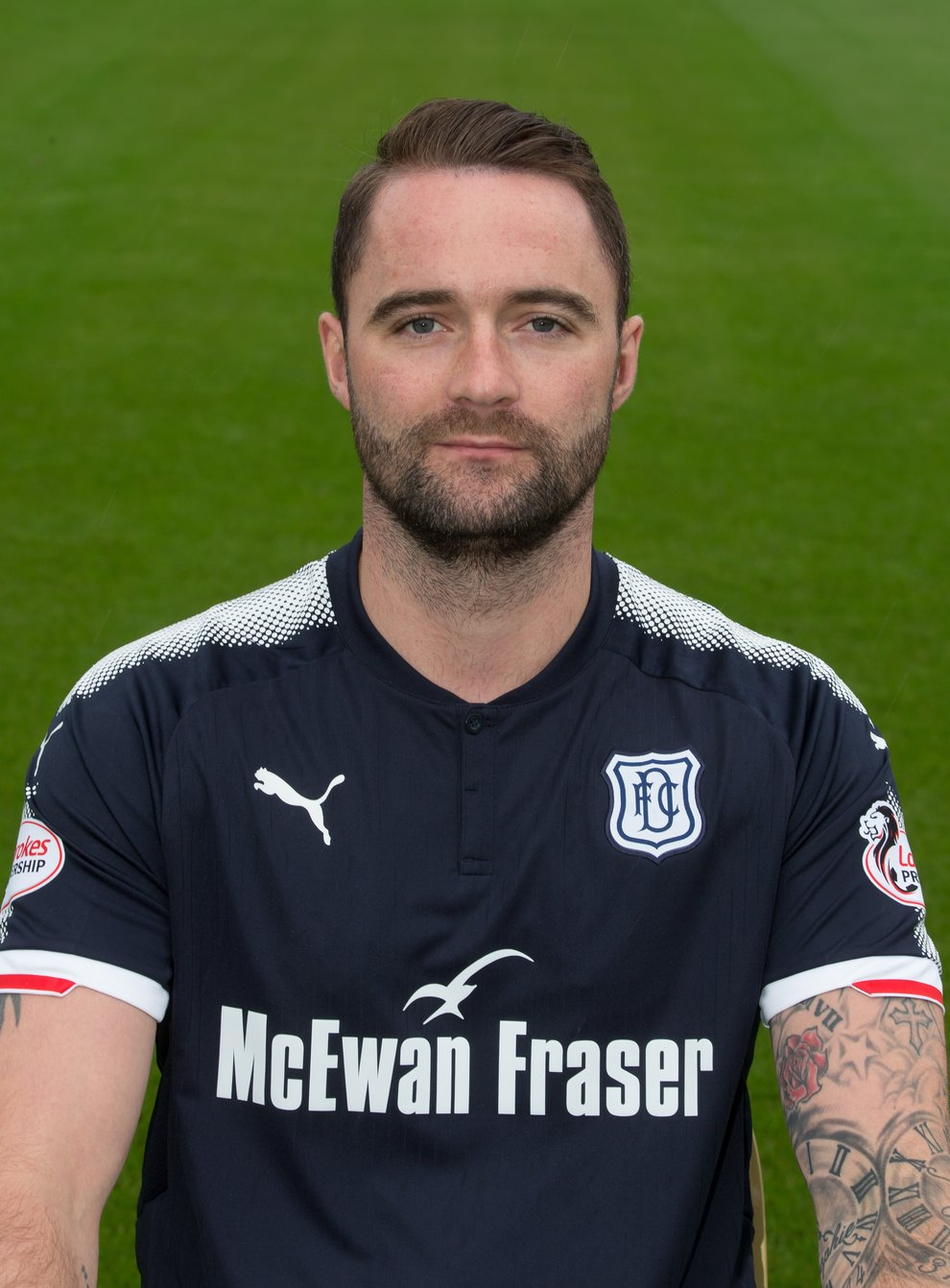 James McPake warned that Dundee still had work to do