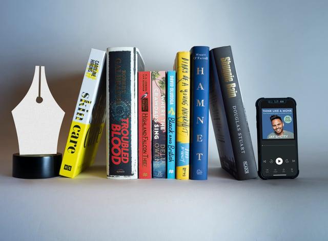 British Book Award Winners