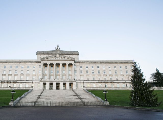 The Stormont Executive has met to discuss the latest coronavirus restrictions (Liam McBurney/PA)