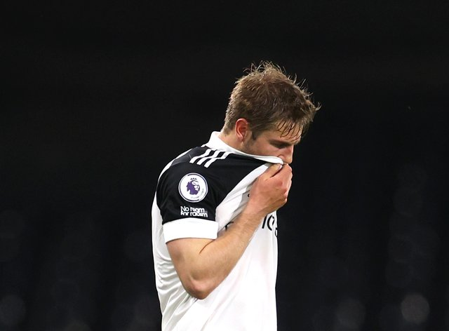 Scott Parker insisted Fulham's use of the loan market, including stand-in captain Joachim Andersen, in the summer transfer window was not a factor in their relegation