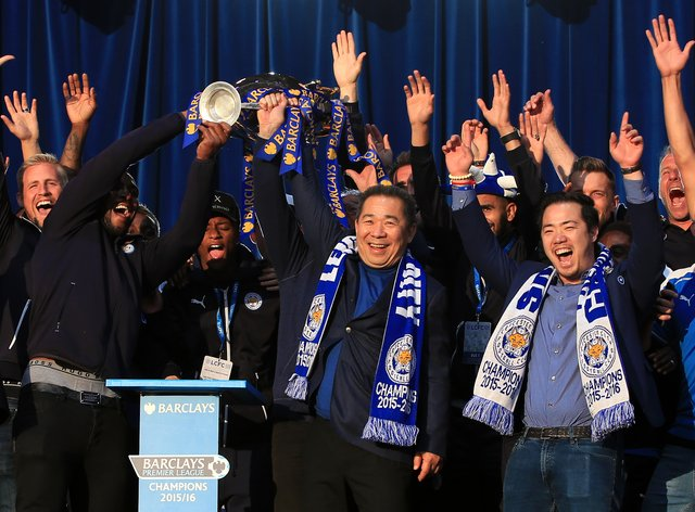 Srivaddhanaprabha is fondly remembered by Leicester fans