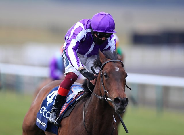Aidan O'Brien's Mother Earth will be bidding for a Classic double in the French 1000 Guineas this weekend