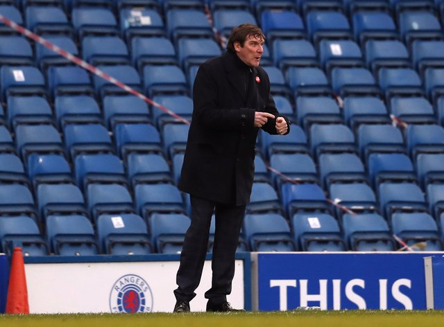 Kilmarnock boss Tommy Wright ready for Dundee