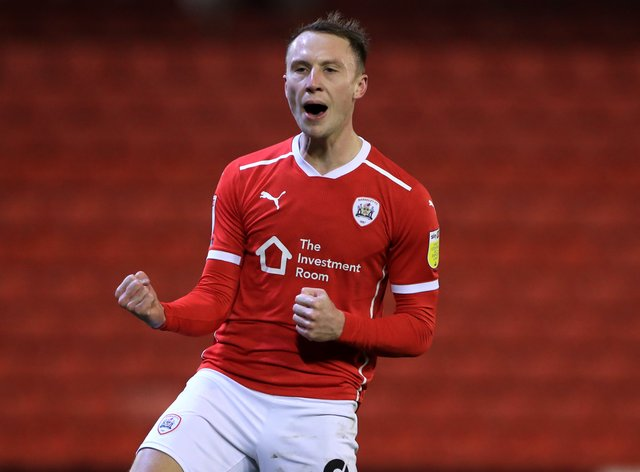 Cauley Woodrow says Barnsley make life difficult for their opponents