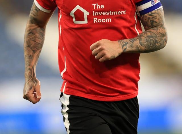 Alex Mowatt in action for Barnsley