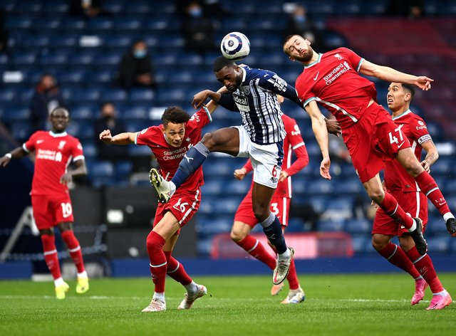 Semi Ajayi reported he had been the target of racist abuse soon after West Brom's Premier League defeat to Liverpool