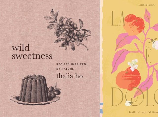 3 dessert cookbooks