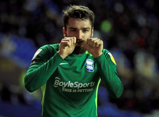 Jon Toral is leaving Birmingham