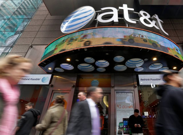 AT&T is merging with Discovery