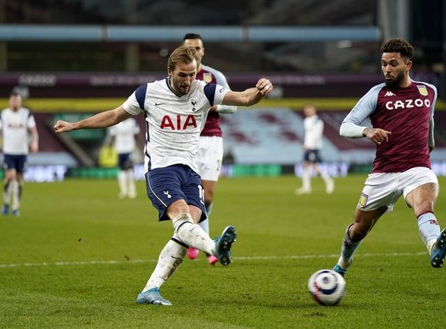Aston Villa boss Dean Smith believes Harry Kane will remain focused