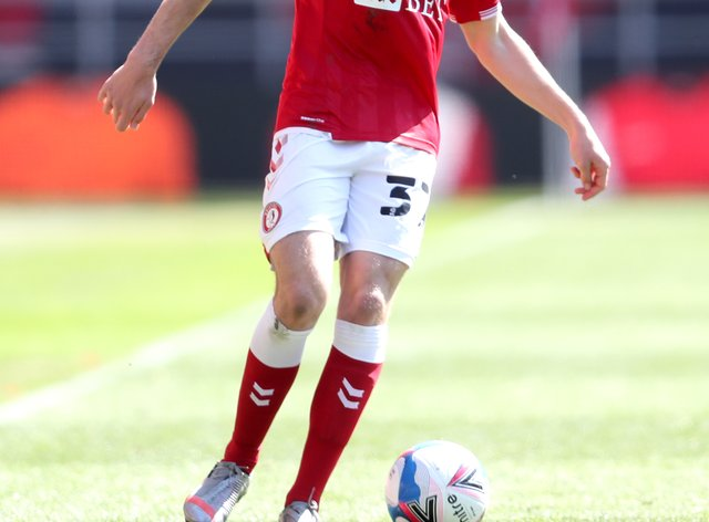 Bristol City's Tommy Conway