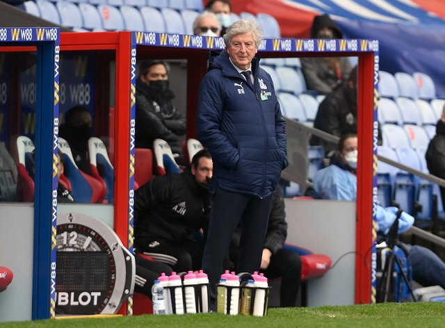 Roy Hodgson will leave Crystal Palace at the end of the season