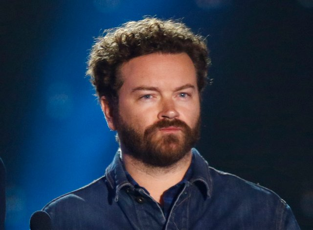 Danny Masterson at an awards show in Nashville in 2017